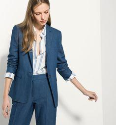 Пиджак Massimo Dutti (Цена 165 Евро)
