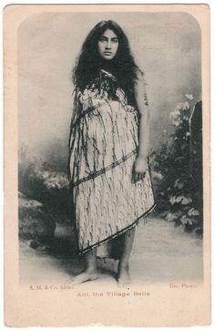 Vintage 1905 Postcard :  Ani the Village Belle | by CHAIN12