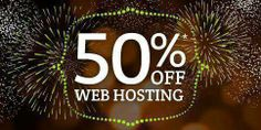 Godaddy January 2014 Coupon / Promo Code - 50% Off Hosting