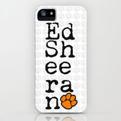 Ed Sheeran iPhone case some one buy me this even though I don't have an iPhone