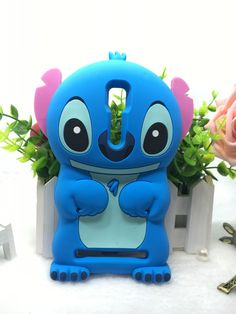 "3d cartoon silicone stitch case For Asus Zenfone 2 ZE551ML cover dirt-resistant mobile phone case for ASUS zenfone2 ZE551ML 5.5"" Price: INR 254.60682 