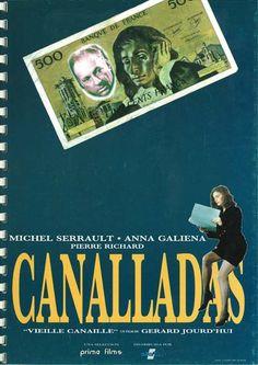 "Canalladas (1992) ""Vieille canaille"" de Gérard Jourd'hui - tt0105752"