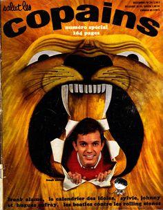 Frank Alamo - Salut Les Copains - Magazine n° 29 - décembre 1964