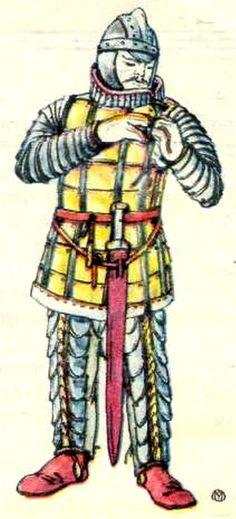 Kushan (Yuezhi) Warrior