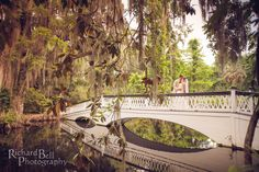 Wedding Day at Magnolia Plantation and Gardens  image by Mell Bell www.charlestonwedding.com  ©Richard Bell Photography 2013