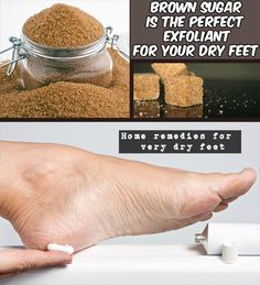 Read directions about home remedies for very dry feet.