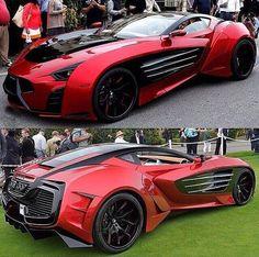 Amazing Laraki Epitome Concept Car