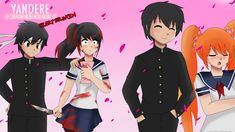 Yandere Simulator : Heart Broken (w/ SpeedPaint) by TrainerAshandRed35 on DeviantArt