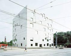 Walter Niedermayr / Zollverein school in Essen by Sanaa