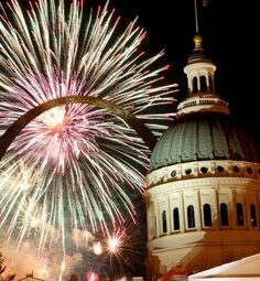 Fair St. Louis fireworks explode with color