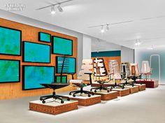Haworth's Fern Chair Takes Center Stage in Patricia Urquiola's NeoCon Concept