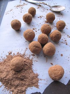 Yes, these blissful little truffles can be yours!  There, I said it right off the batch.  Now you can let your imagination run wild at the idea of savoring these scrumptious coconut and carob truffles.  Be prepared for an intoxicating experience that you will want to repeat over and over again.   Are you still...