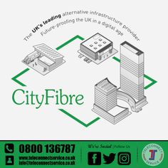 CityFibre in Leeds - Teleconnect Service Ltd Technology Infrastructure, Customer Support, Leeds, Pos, Cloud, Budgeting, Connection, Engineering, Internet