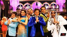 Happy New Year Gallery. Bollywood Movie Happy New Year wallpaper. Directed by Farah Khan, Starring Shahrukh Khan, Boman Irani, Sonu Sood, Deepika Padukone, Vivaan Shah, Abhishek Bachchan, Jackie Shroff, Kareena Kapoor (Special Appearance), Dino Morea