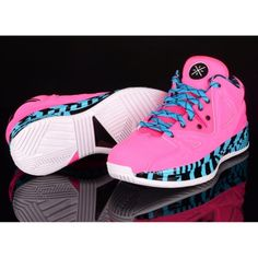 """Remember South Beach With The Li-Ning Way Of Wade 2.5 """"Flamingo"""" (Available Now) 