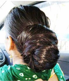 Hair cum buns