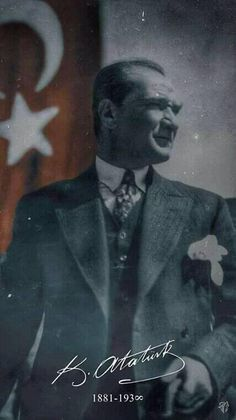 sadece ataturk wallpaper by bilgeist - 69 - Free on ZEDGE™ Old Film Posters, Posters Vintage, New Wallpaper, Galaxy Wallpaper, Iphone Wallpaper, Mural Tattoo, Tattoo Art, Studio Ghibli, Joker Film