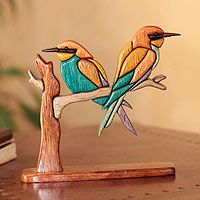 Bee Eaters from @NOVICA, They help #artisans succeed worldwide.