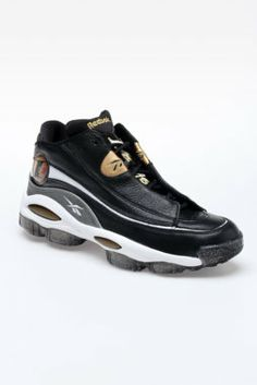 I'll never forget my first pair of Reebok The Answer DMX 10 my dad bought me when I play youth league basketball. I was #unstoppable