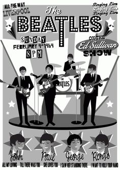 The Beatles. For more great pins go to @KaseyBelleFox