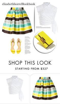 """My Wardrobe Adventures!"" by elizabethhorrell ❤ liked on Polyvore featuring J.W. Anderson and MSGM"