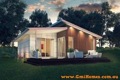 Granny Flats in Queensland and NSW ~ Great pin! For Oahu architectural design visit http://ownerbuiltdesign.com