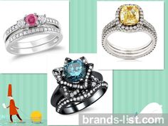 Different colorPurchasing the Perfect Design for Your Bridal Ring Sets