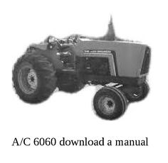 Allis Chalmers Tractor Manuals You Can Download  C2 B7 Tractor Manuals Downunder