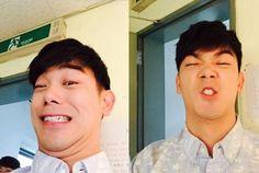 15&'s Park Ji Min Shares Comical Photos Of Eric Nam Taken By Himself On Her Cellphone - http://imkpop.com/15s-park-ji-min-shares-comical-photos-of-eric-nam-taken-by-himself-on-her-cellphone/