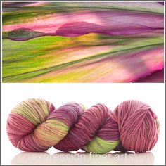 Expression Fiber Arts - PALM LILY SUPERWASH DEWY DK, $23.00 (http://www.expressionfiberarts.com/products/palm-lily-superwash-dewy-dk.html)