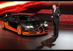 Bugatti Veyron Supersport  Country of Origin: France  Engine: 16-cylindars, 1,200hp   0-60mph: 2.4 seconds  Price: $2.6 million
