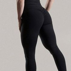 Shorts & Trousers Autumn-wind Women Yoga Pants High Waist Leggings With Pocket Fitness Workout Running Athletic Trousers