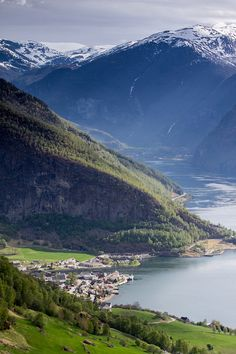 Sognefjord, Norway (by Dankish)