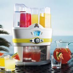 Margaritaville Mixed Drink Maker with Two Free Liquor Tanks ($40 retail value)