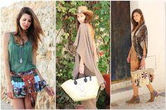 Ibiza Rocks Me by Ana Vide: July outfits