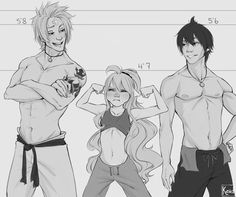 "omgloveonepieceforeverus: "" keiid: "" Height differences"" how do you know their height difference ? where it was said ? "" Right there -> http://zeref-oniichan.tumblr.com/post/149150413161/all-fairy-tail-characters-heights"