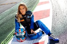 There were some suspect drivers lining up on the grid at the start of this year… Female Race Car Driver, Car And Driver, Karting, Car Senior Pictures, Senior Pics, Women Drivers, Lotus F1, Cars Series, Races Fashion