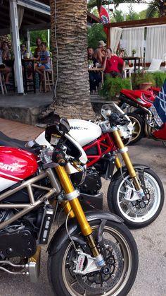 #Ducati #Monster