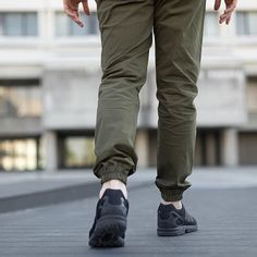 Choose the Sierra jogger in Olive for easy Wednesday mornings #ateaze . . . #menswear #mensfashion #lifestyle #summer2016 #toronto #denimlook #streetstyle #streetwear #thesix #fashion #snobshots #highsnobiety #new #lookbook #casual #ootd #joggers #apparel #clothing #threads #tees