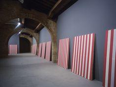 Daniel Buren, 120 peintures 012