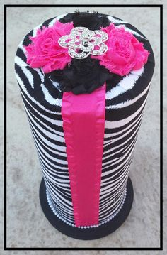 Headband holder baby headband holder fabric by KinzleysBowtique