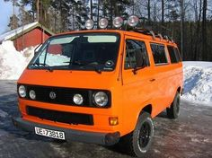 VW T3 Syncro bus, aka Vanagon (US)-the forgotten 4x4.. - Scale 4x4 ...