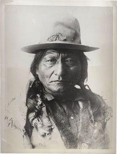 Sitting Bull - Hunkpapa - 1885
