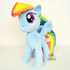 My Little Pony Friendship is Magic: Rainbow Dash plush toy (30cm)