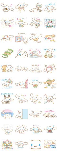 画像 - Cinnamoroll: Heartwarming Goodness by Sanrio - Line. Sanrio Characters, Cute Characters, Sanrio Wallpaper, Doodles, Journal Aesthetic, Bullet Journal Art, Line Sticker, Cute Icons, Character Drawing