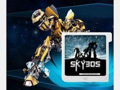 Sky3DS, Nintendo 3DS nagrywarka (blue button)