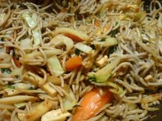 Yaki Soba, Kenwood Cooking, Pasta, Ethnic Recipes, Food, Japanese Meals, Green Beans, Easy Meals, Eten