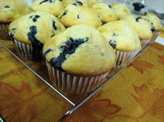 Blueberry Banana Muffins (Gift Mix in a Jar) from Food.com: Gift jar directions at bottom of the recipe - add onto a recipe card and attach to the gift! Or skip the gift making and indulge yourself with this treat!! NOTE: This recipe is to be prepared one QUART size wide mouth canning jar and will yield 18 muffins.