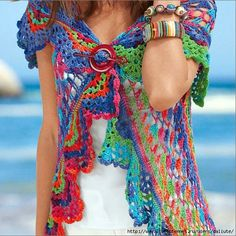 I like this... FREE Crochet Pattern
