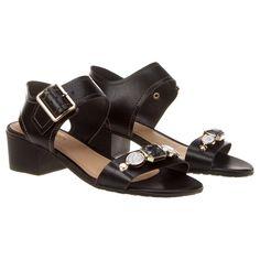 Compre Sandália Azaleia Pedraria Preto na Zattini a nova loja de moda online da Netshoes. Encontre Sapatos, Sandálias, Bolsas e Acessórios. Clique e Confira!